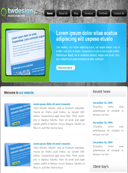Sample Promotional Websites